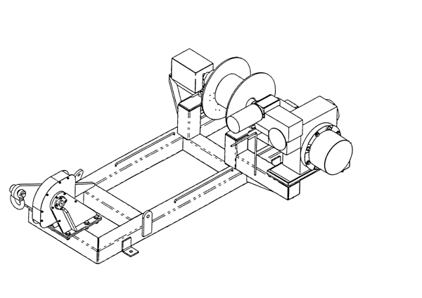 Gear box drawing