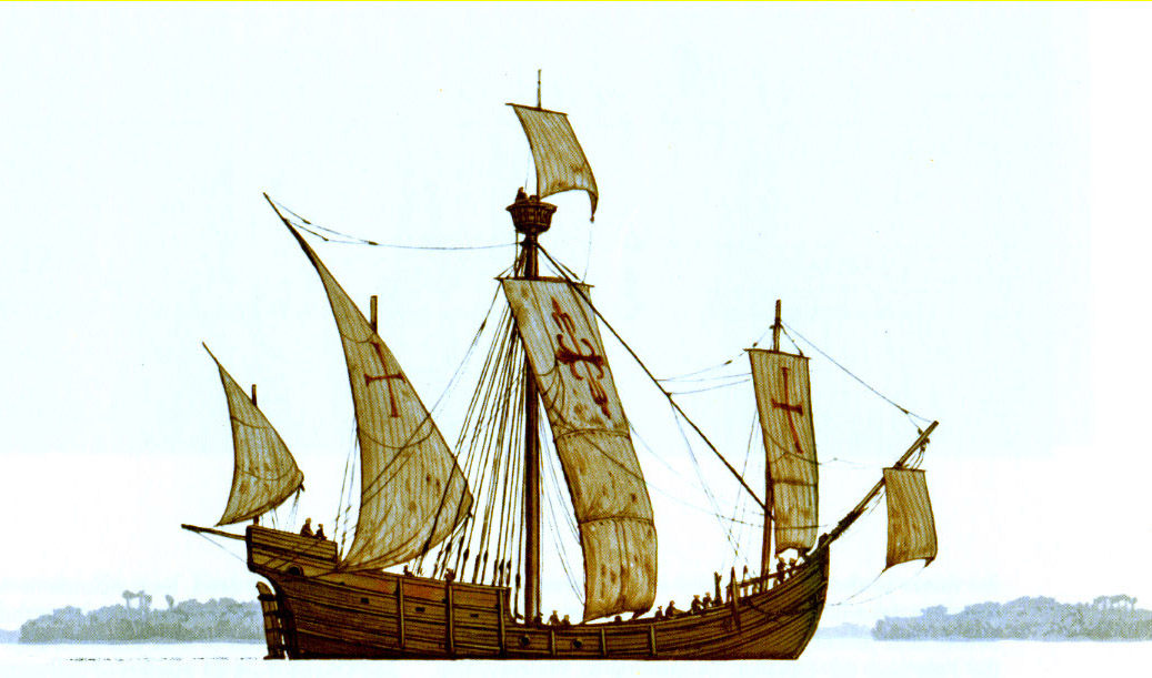 History of the caravel caravel from b landstroms the ship publicscrutiny Choice Image